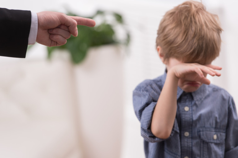 discipline versus child abuse Across many cultures, countries and communities of the world, disciplining a child often employs harsh measures such as corporal punishment and psychological or verbal abuse.